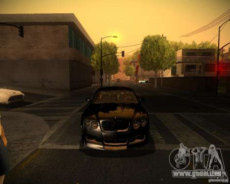 ENBSeries Realistic pour GTA San Andreas dixième écran