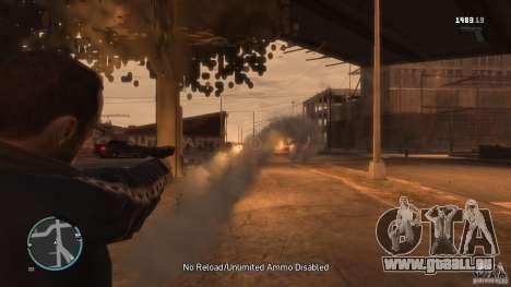 Waffe-Raketenwerfer für GTA 4