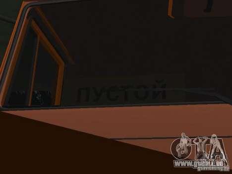 KAMAZ 53215 pour GTA San Andreas vue de côté