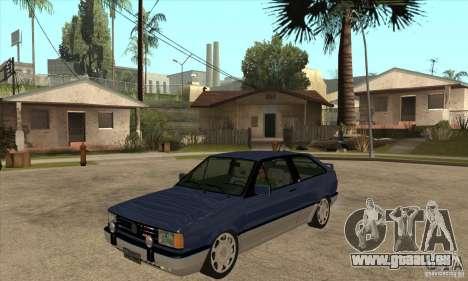 VW Gol GTI 1989 pour GTA San Andreas
