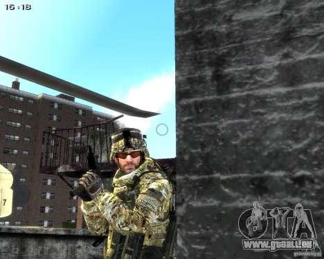 Micro Uzi pour GTA 4 cinquième écran