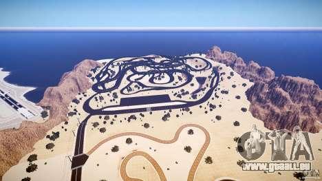 Dead Race Island für GTA 4 Sekunden Bildschirm