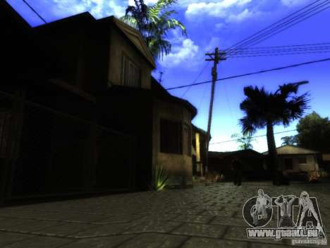 ENB Series Project BRP pour GTA San Andreas sixième écran