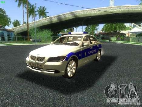 BMW 330i YPX für GTA San Andreas