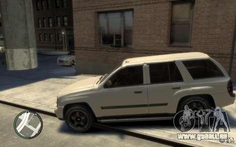 Chevrolet TrailBlazer v.1 für GTA 4 linke Ansicht