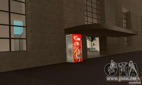 Cola Automat 5 für GTA San Andreas zweiten Screenshot