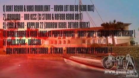 Radio Record by BuTeK GTA Vice City pour la deuxième capture d'écran