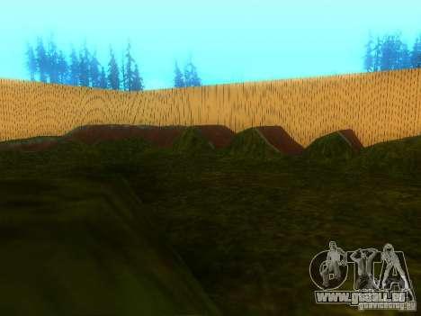 Moto Track Race pour GTA San Andreas deuxième écran