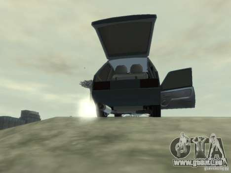 ZAZ 1102 Tavria für GTA 4 Seitenansicht
