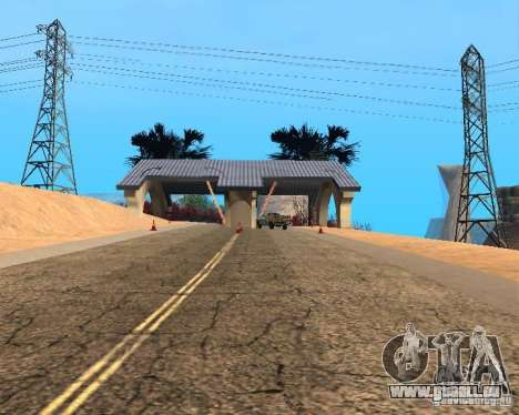 Modern Bone Country für GTA San Andreas