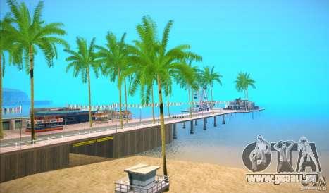 ENBSeries for SA-MP pour GTA San Andreas troisième écran