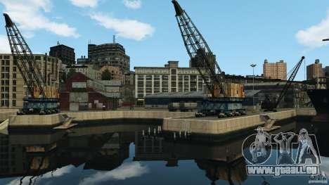 FAKES ENB Realistic 2012 pour GTA 4 dixièmes d'écran