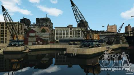FAKES ENB Realistic 2012 für GTA 4 Zehntel Screenshot