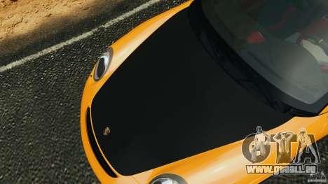 Porsche 911 GT2 RS 2012 v1.0 pour GTA 4 roues