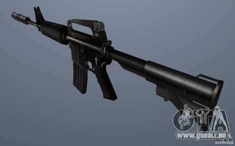 CS Guns Beta 1B für GTA San Andreas her Screenshot
