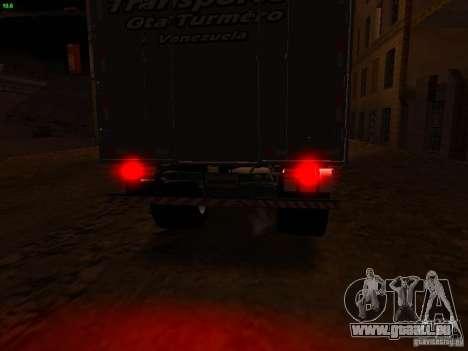 Chevrolet Silverado HD 3500 2012 für GTA San Andreas Unteransicht