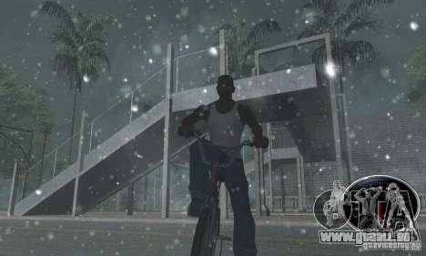 Ein starker Fahrer für GTA San Andreas her Screenshot