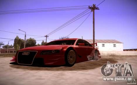 Audi A4 DTM pour GTA San Andreas