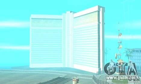Drift City pour GTA San Andreas troisième écran