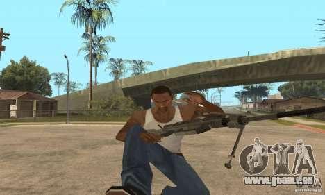 Intervenšn von Call Of Duty Modern Warfare 2 für GTA San Andreas achten Screenshot