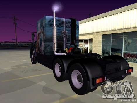SuperZiL v. 1 .0b für GTA San Andreas linke Ansicht