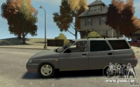 Lada ВАЗ 2111 pour GTA 4 est une gauche