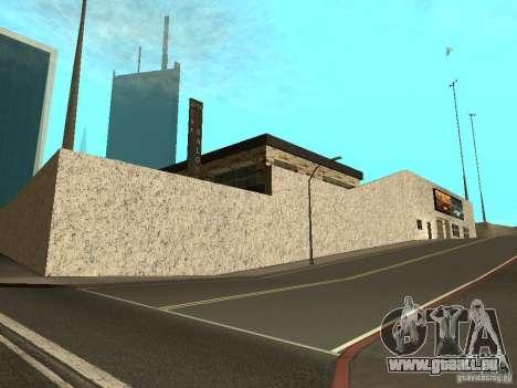 San Fierro Car Salon pour GTA San Andreas deuxième écran