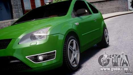Ford Focus ST für GTA 4 Innen