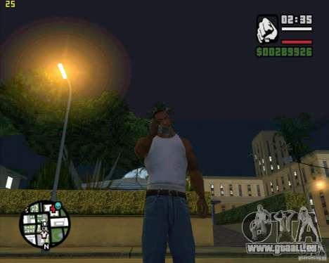 Dynamite pour GTA San Andreas