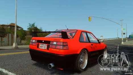 Futo GTRS für GTA 4 linke Ansicht