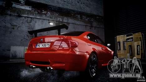 BMW M3 GT-S V.1.0 für GTA 4 linke Ansicht