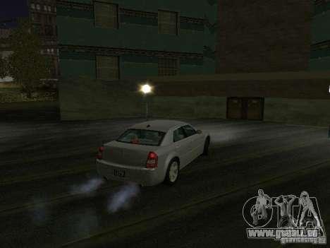 Chrysler 300C HEMI 5.7 2009 für GTA San Andreas rechten Ansicht