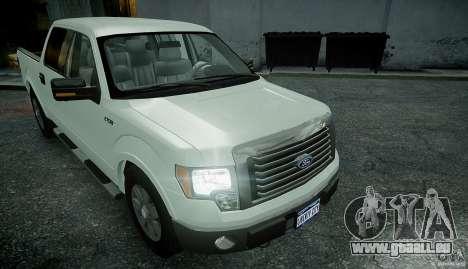 Ford F150 XLT v1.3 für GTA 4 rechte Ansicht