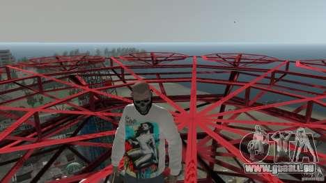 Accetta da pompiere für GTA 4 fünften Screenshot