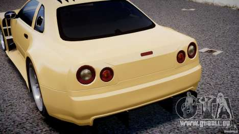 Nissan Skyline R34 v1.0 für GTA 4-Motor