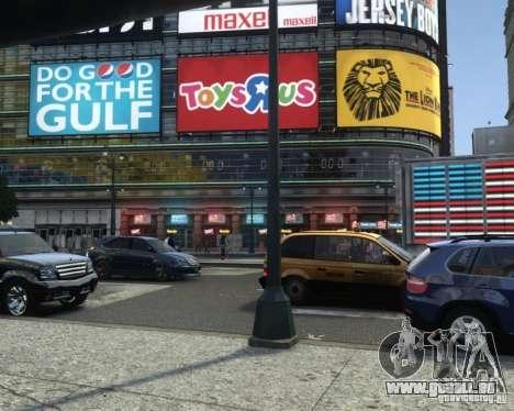 Reality IV ENB Beta WIP 1.0 für GTA 4 siebten Screenshot