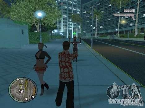Tony Montana für GTA San Andreas fünften Screenshot