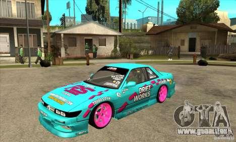 Nissan Silvia S13 Drift Works für GTA San Andreas