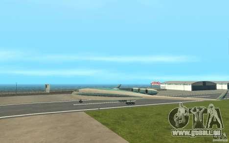 Boeing 797 BWB für GTA San Andreas