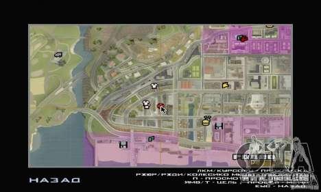 Fünf Sterne und Spare part Service für GTA San Andreas siebten Screenshot