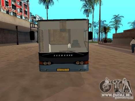 VOLZHANIN 5270 pour GTA San Andreas