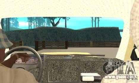 VAZ 21213 4 x 4 pour GTA San Andreas vue de droite