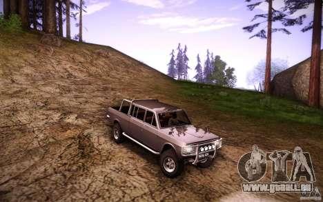 GAZ 2402 4 x 4 PickUp für GTA San Andreas