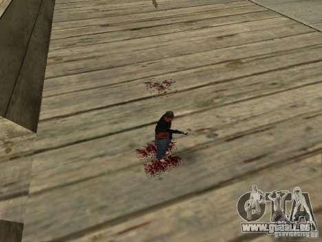 Mort véritable pour GTA San Andreas