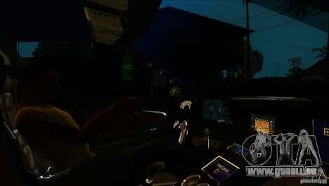 Honda NSX Extreme pour GTA San Andreas vue de côté