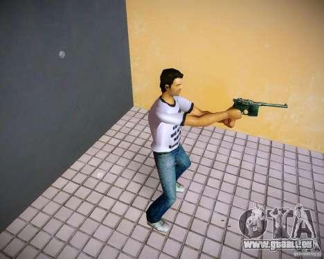 Mauser C96 für GTA Vice City zweiten Screenshot