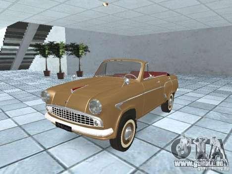 Moskvich 403 Cabrio für GTA San Andreas