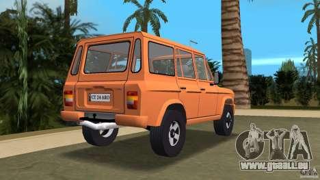 Aro 244 pour GTA Vice City sur la vue arrière gauche