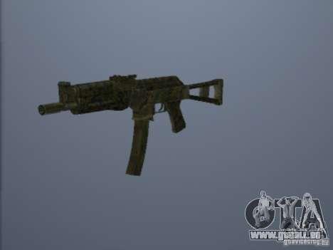 Pp-19-01 CAMO pour GTA San Andreas