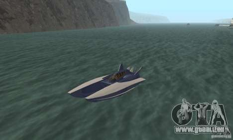 Powerboat pour GTA San Andreas